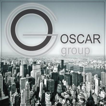 Разработка логотипа oscar group